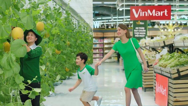 VinEco mang thương hiệu Vingroup