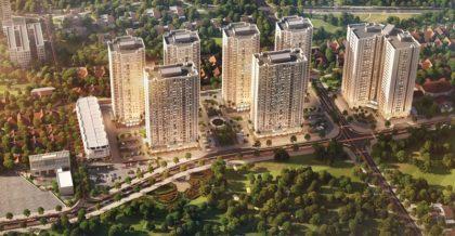 Giá bán chung cư Mipec City View
