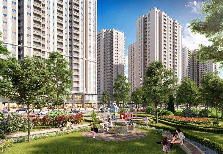 Tiện ích dự án Mipec City View