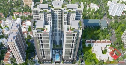 cho thuê chung cư Việt Đức Complex
