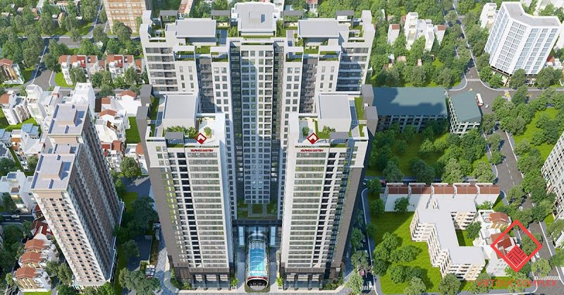Chung cư Việt Đức Complex - Giá bán, Chính sách mới từ CĐT