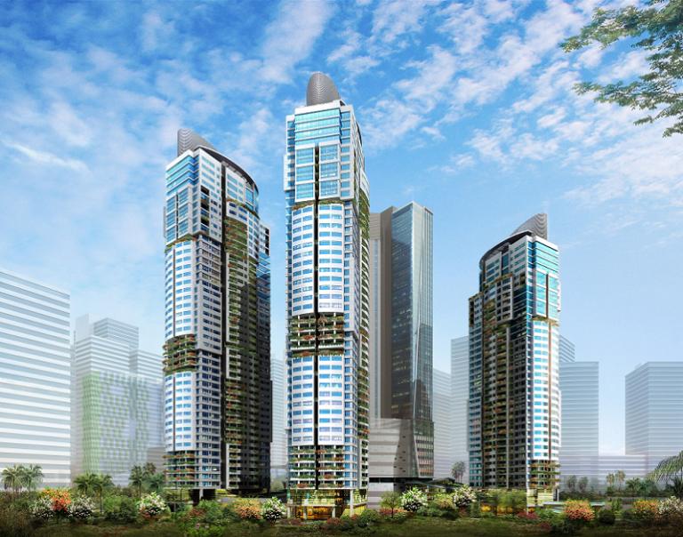 Chung cư Constrexim Complex