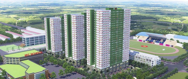 Nhà ở xã hội IEC Thanh Trì