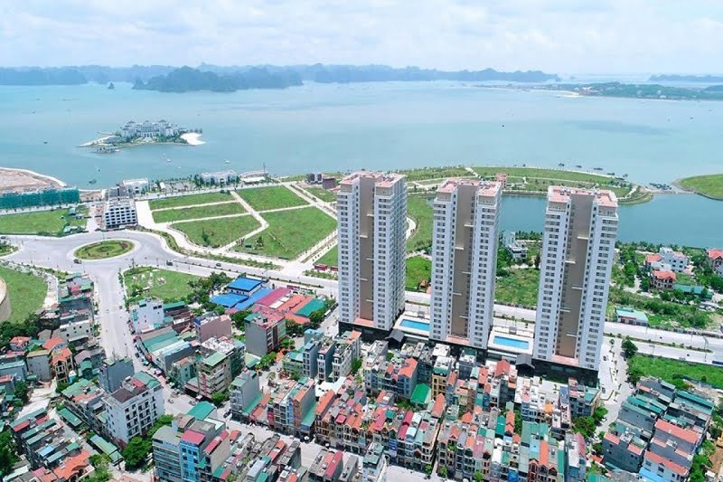 Chung cư New Life Tower