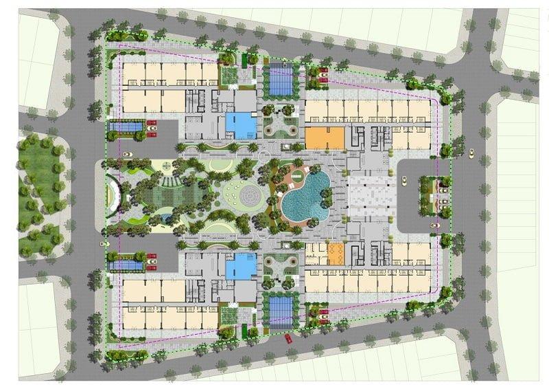 Thiết kế chung cư An Bình Homeland