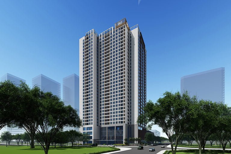 Chung cư DLC Complex