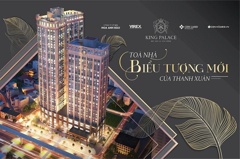 King Palace Hanoi - Nơi các vị vua sống