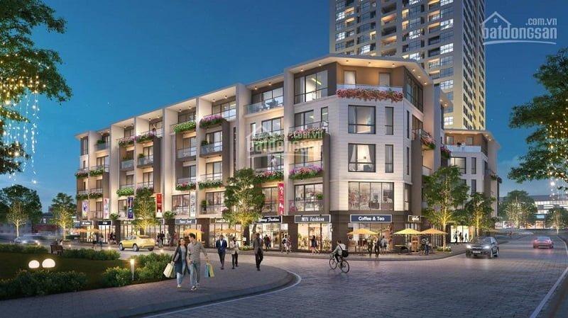 Shophouse T&T DC Complex 120 Định Công