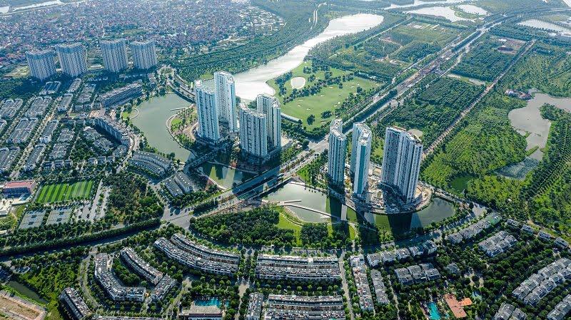 khu do thi ecopark van giang 1 - Những khu đô thị, chung cư đáng sống nhất Việt Nam