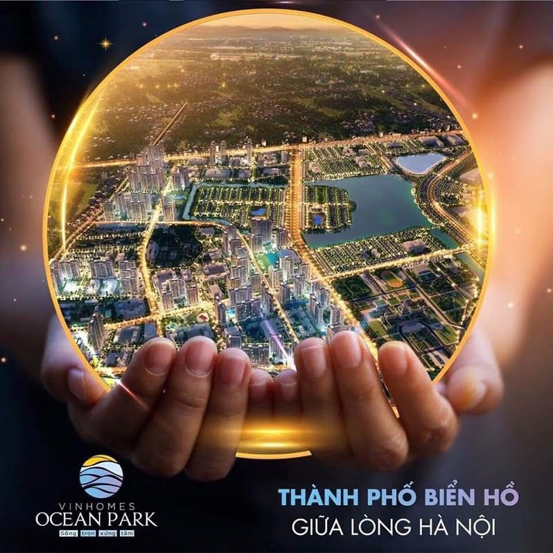 Ý tưởng thiết kế Vinhomes Ocean Park