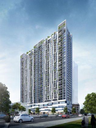 Chung cư Viha Complex