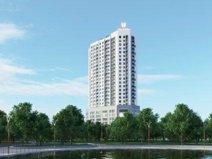 Chung cư Luxury Park View