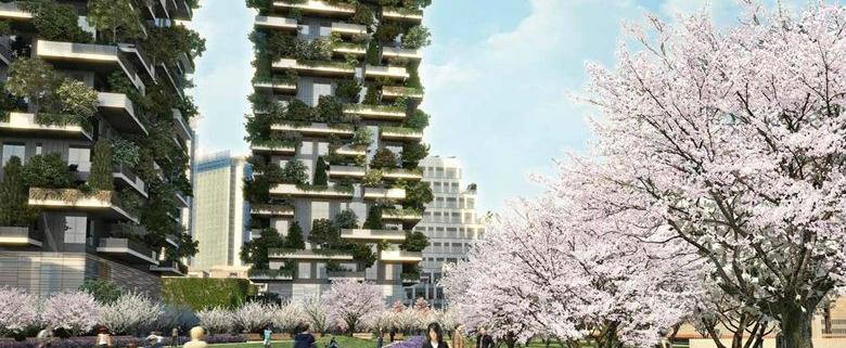 Tiện ích dự án Sol Forest Ecopark 3