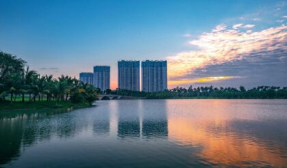 Chung cư The Roi Ecopark