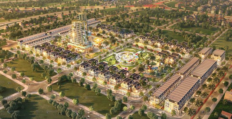 TNR Grand Palace Thái Bình - Giá bán & Chính sách Update