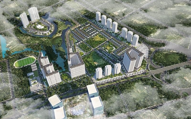 The Lotus Center Ciputra - Bảng giá GỐC từ CĐT Vimefulland