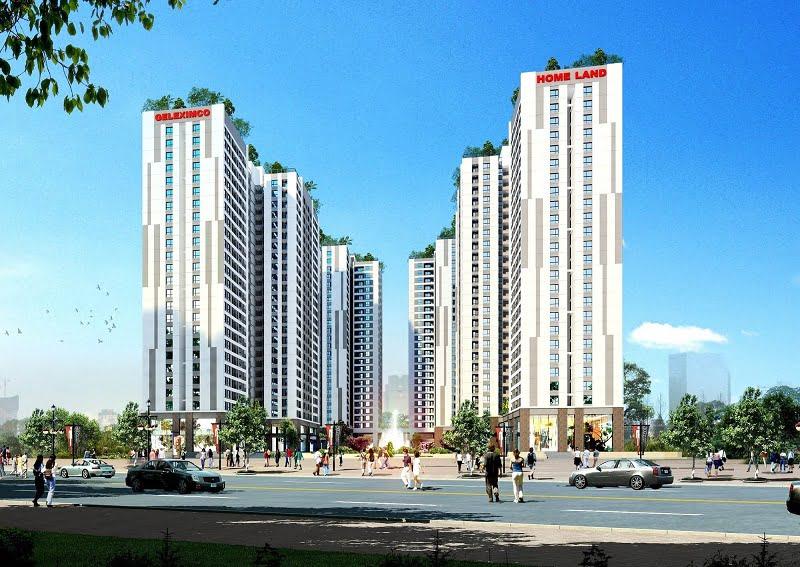 Chủ đầu tư Geleximco chuẩn bị triển khai Dự án An Bình Home Land