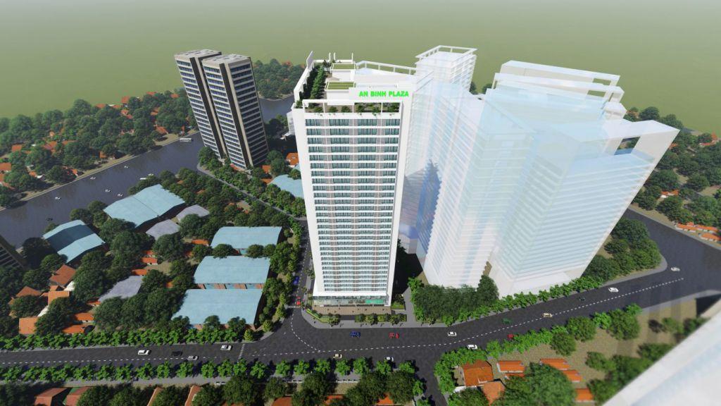 Dự án An Bình Plaza do Geleximco Group làm chủ đầu tư