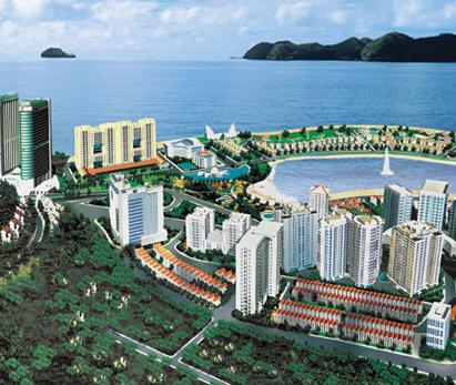 Khu đô thị Cái Dăm do Geleximco làm chủ đầu tư