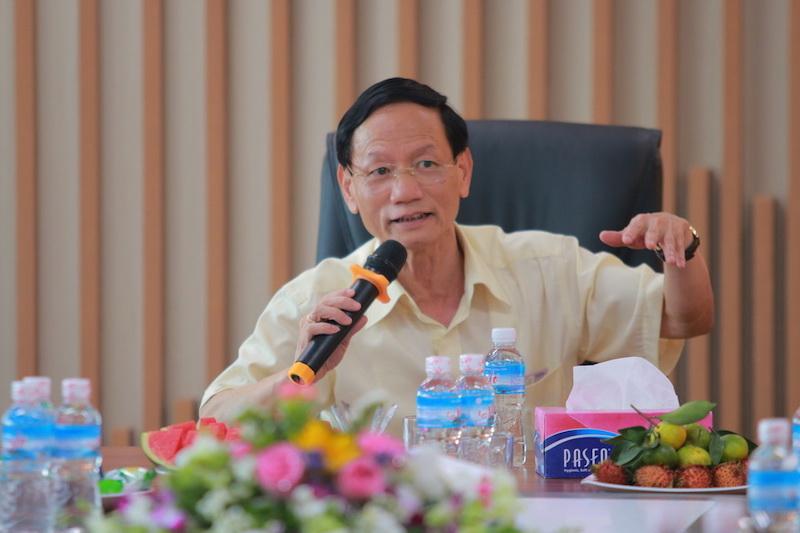 Chân dung vị chủ tịch tập đoàn Geleximco - Ông Vũ Văn Tiền