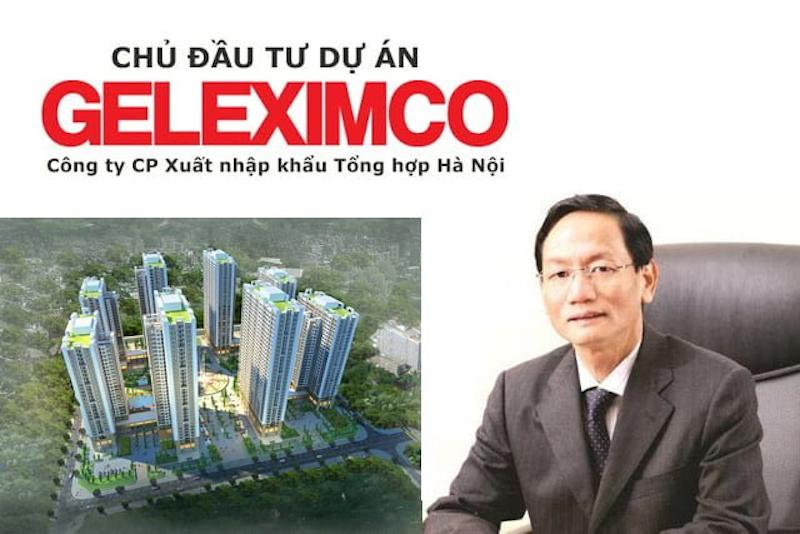 Vũ Văn Tiền là chủ đầu tư dự án Geleximco Lê Trọng Tấn