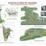 Vị trí dự án Geleximco Lê Trọng Tấn 3