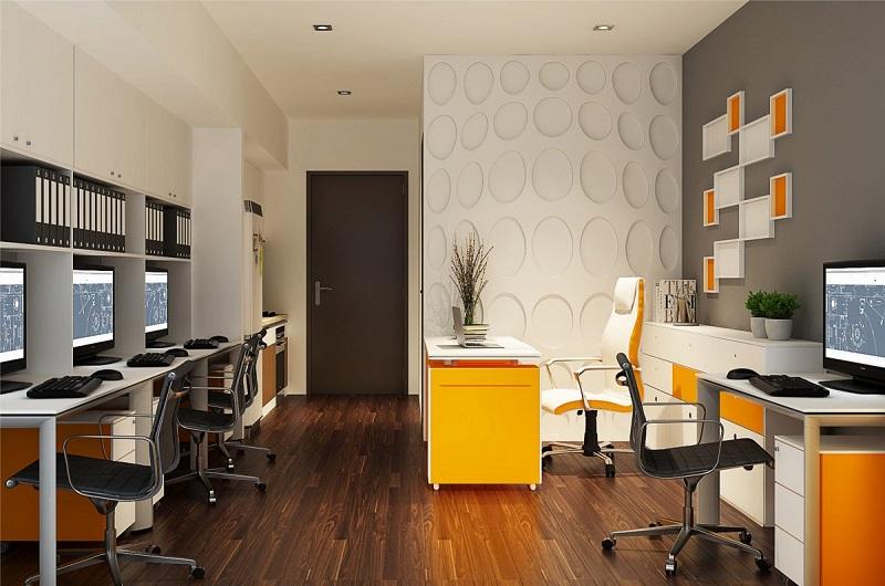Thiết kế căn hộ Officetel