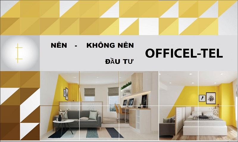 Có nên mua căn hộ Officetel