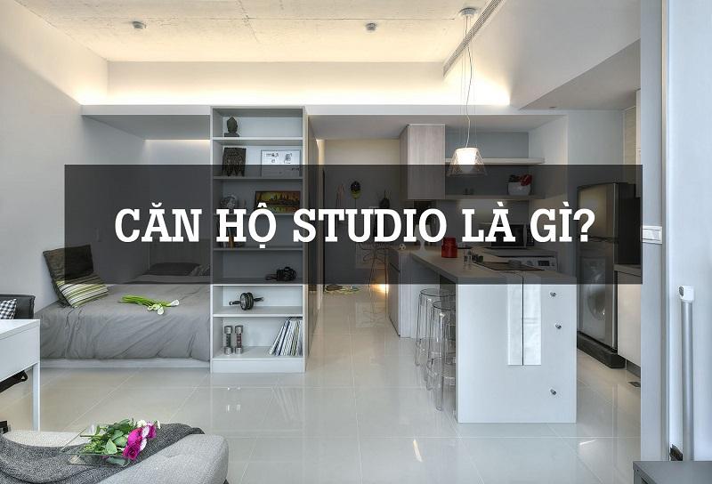 căn hộ studio là gì