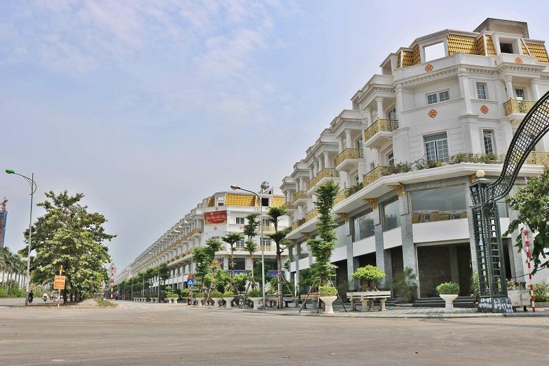 Shophouse Geleximco Lê Trọng Tấn vẫn đang mua bán và chuyển nhượng rất tốt