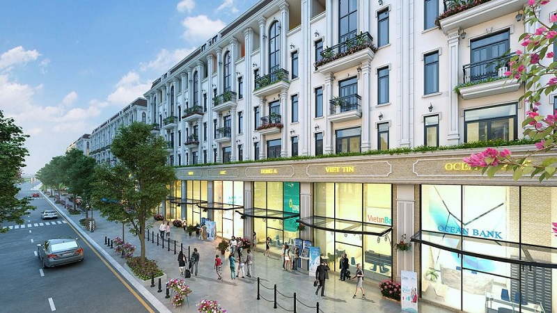 Shophouse Him Lam Vạn Phúc sẽ được mở bán vào cuối năm 2020