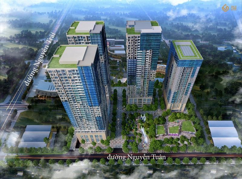 Liên hệ đặt mua chung cư TNR Goldseason Nguyễn Tuân