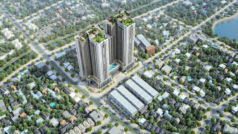 Dự án TNR GoldSilk Complex được TNR Holdings phát triển thành công