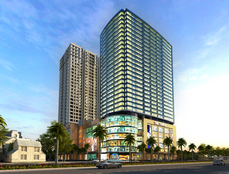 Dự án TNR Tower Nguyễn Chí Thanh là thương hiệu của TNR Holdings