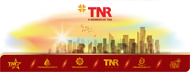 Các dự án của TNR Holdings Việt Nam