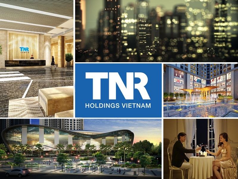 Những dự án BĐS mà TNR Holdings Việt Nam đã quản lý và phát triển