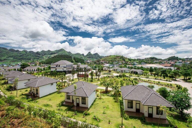 Tiến độ xây dựng biệt thự La Saveur Hòa Bình