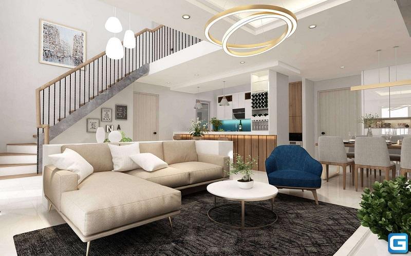 Căn hộ Duplex là sự lựa chọn của nhiều gia đình