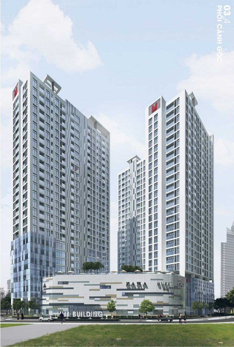 Chung cư HH1 Building