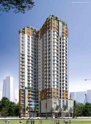 Chung cư Huds Tower