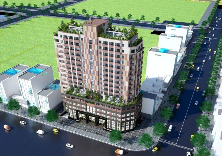 Chung cư Newsky Complex