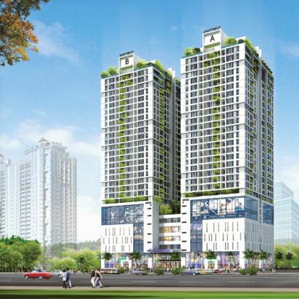 Chung cư Sky Garden Tower