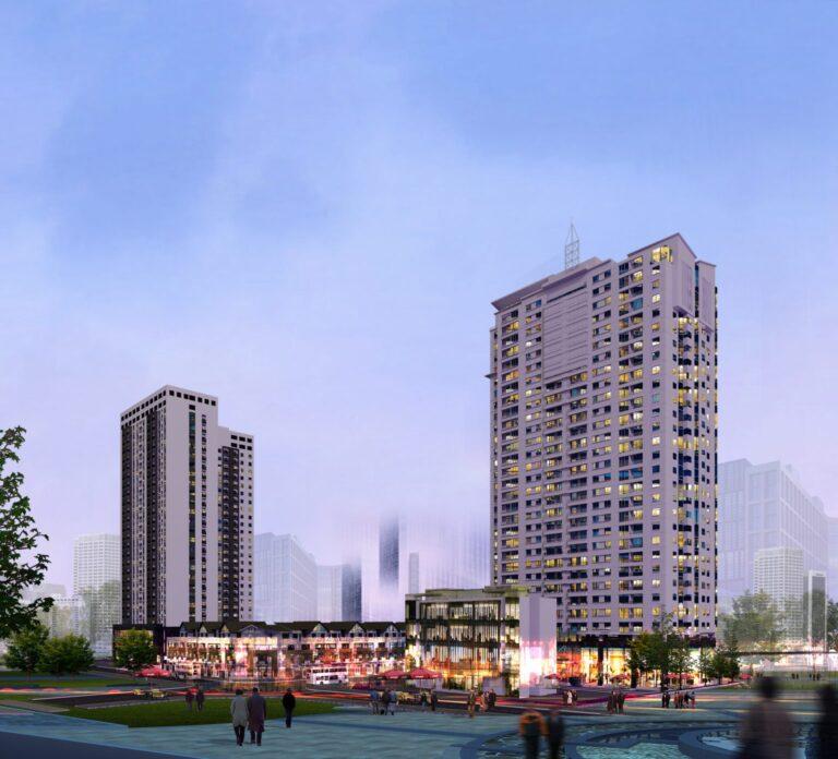 Chung cư TLC Tower