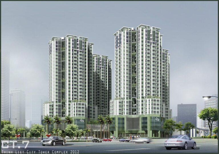Chung cư Thịnh Liệt Complex