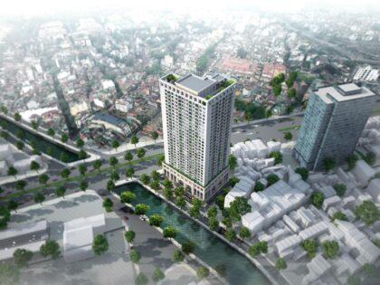 Chung cư Tràng An Home