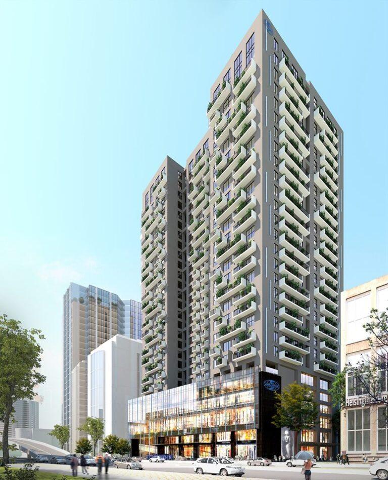 Chung cư Vinaconex Green Building