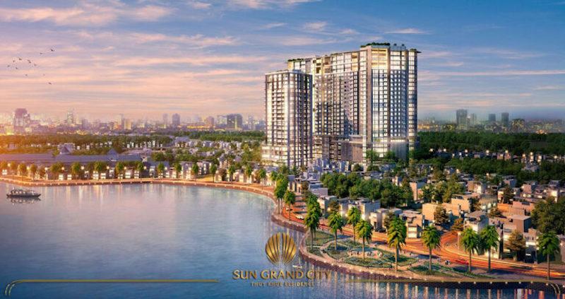 Sun Grand City Thụy Khuê - Chủ đầu tư Sun Group