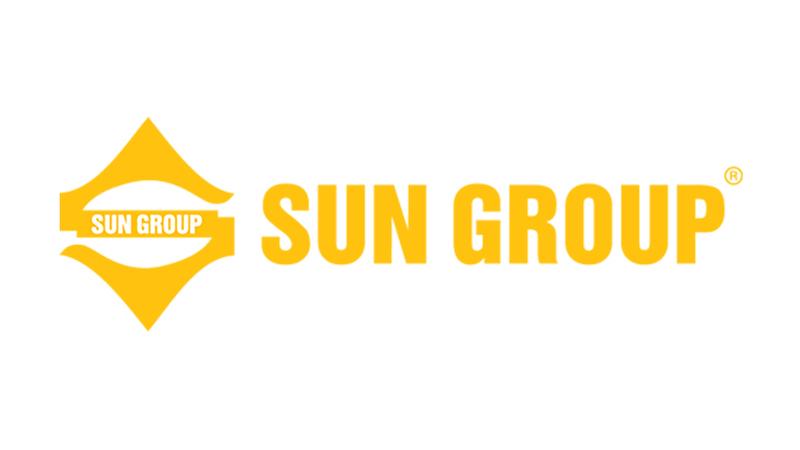 Logo chính thức của tập đoàn Sun Group
