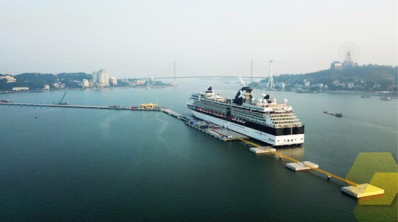 Cảng khách Quốc tế Hòn Gai -Chủ đầu tư Sun Group