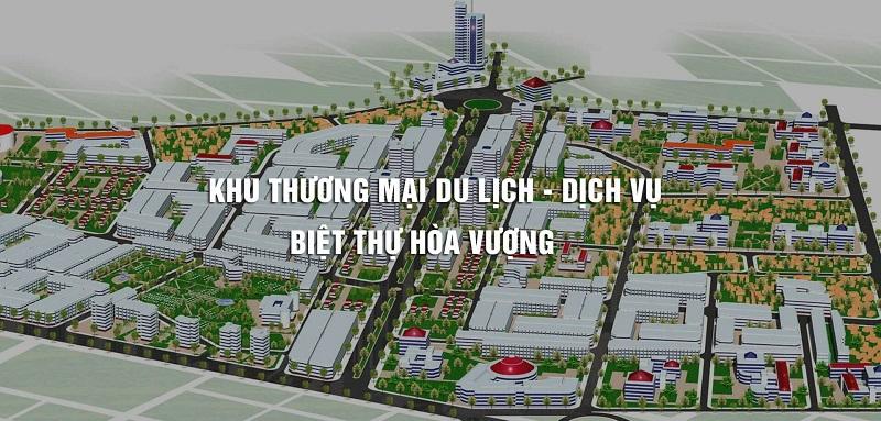 Dự án Khu đô thị Hòa Vượng do Nam Cường đầu tư xây dựng